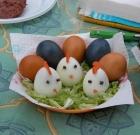 Uova con simpatia