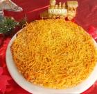 Torta di tagliatelle fresche