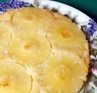 Una torta da rovesciare- all'ananas
