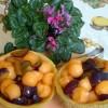 Desiderio di frutta in tavola