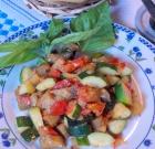Ratatouille o meglio intingolo di verdure